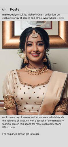 Engagement Dress For Groom, Kerala Engagement Dress, Couple Wedding Dress, Indian Engagement, Engagement Dresses, South Indian Wedding Hairstyles, Indian Wedding Outfits, Indian Hairstyles, Bridal Outfits
