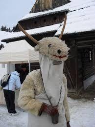 Výsledok vyhľadávania obrázkov pre dopyt fašiangy masky Turon, Pagan, Snowman, Beast, Teddy Bear, Toys, Outdoor Decor, Animals, Random