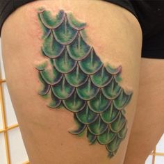 nice Top 100 mermaid tattoos - http://4develop.com.ua/top-100-mermaid-tattoos/