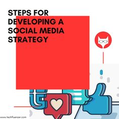 Steps For Developing a Social Media Strategy Why do you need a Social media strategy? It would help you shape the conversation, build loyalty, and attract new customers and partners. It should augment other inbound promotional methods like emails. Benefits of a social media strategy: •It helps you expand your other marketing efforts. •It will help you build brand awareness. •It is one of the most powerful drivers for word of mouth. •You can use Social media to attract buyers. Read More