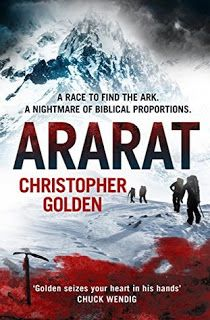 Barnsey's Books: Ararat by Christopher Golden
