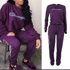 c7db32bd2c5e Go follow  dashaybrand for hot DAILY PINS or visit IG  dashaybrand. Brianna  Rocha · Champion Outfits