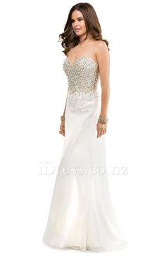 7d9d2ed54e Shimmering Sweetheart Strapless Shealth Floor Sweeping Dress. Sequin Prom  ...