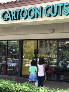 Need Back to School Hair Cuts? Visit Cartoon Cuts! – South Florida Lifestyle reviews her experience at our Coral Springs location.
