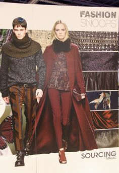Kindgom fashion trend forecast for fall 2015/winter 2016 as seen on Fashion Trend Guide #fashionforecast #FashionSnoops