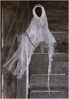 25 outside halloween decorations ideas - Halloween Ghost Decorations Outside