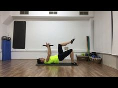 PILATES CON ARO MÁGICO - YouTube