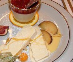 Rezept Eierlikör-Parfait mit Früchten von Gourmet.31 - Rezept der Kategorie Desserts