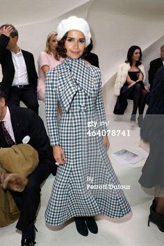 Miroslava Duma attends the Christian Dior show as…
