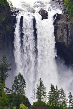 Washington EUA ***queda d'agua***