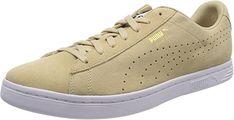 Preis Puma Court Star Sneaker Damen Herren Unisex Beige (Pebble) Beige Sneakers, Low Top Sneakers, Puma Sneaker, Adidas Sneakers, Unisex, Star Wars, Adidas Stan Smith, Shoe Bag