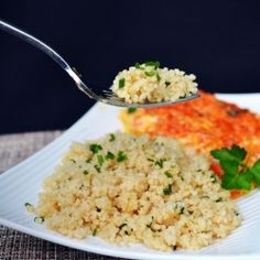 Simple Couscous Recipe by LeasCooking