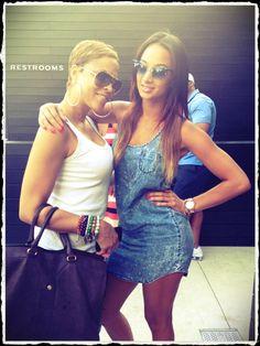 Draya and Shaunie!