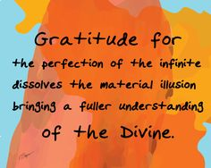 Gratitude For Perfection. Inspirational Words & Art Print, Giclee, Spiritual Art, Religious Art, Home Decor, Yoga Studio, Wall Art, Divne by BecaLewis on Etsy
