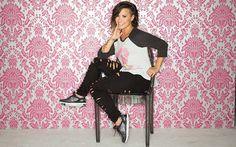 Veja as primeiras imagens de Demi Lovato na campanha da Skechers - Moda - CAPRICHO
