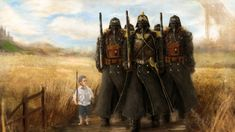 Artwork of soldiers. From infantry to generals based in sci-fi, fantasy, or reality. Warhammer 40k Memes, Warhammer Art, Warhammer Fantasy, Warhammer 40000, Warhammer Imperial Guard, 40k Imperial Guard, Anime Military, Military Art, Steampunk