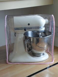 Baby Pink Cover For Kitchenaid and Kenwood kMix Mixers