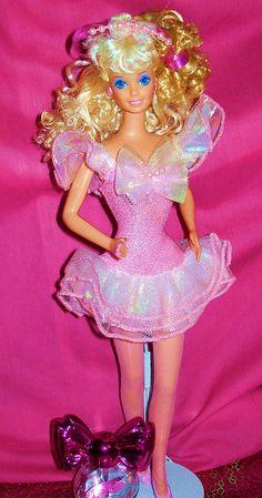 1991 Pretty Surprise Barbie