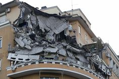 Il certificato di cessato pericolo è stato depositato ed è al vaglio del consulente del PM: palazzo crollato al Flaminio.
