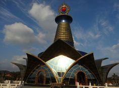 Yao Temple - Da Rushan, Yintan, Weihai.  www.kungfushaolins.com