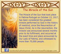 miracle of the sun - Yahoo Image Search Results