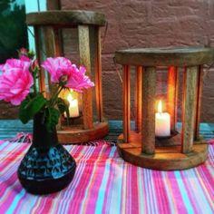 Set i butikken Thor Hodda i gudhjem - sommer 2015 Thor, Candle Holders, Candles, Holidays, Painting, Art, Summer 2015, Art Background, Holidays Events