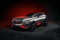 Peugeot Quartz - Paris 2014