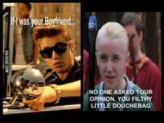 Funny Harry Potter Memes Draco : Inspiring image draco draco malfoy funny harry potter i died