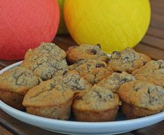 Recipe Healthy Banana Muffins by ambergarthon - Recipe of category Baking - sweet