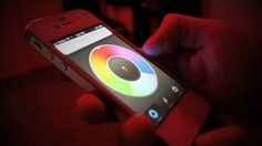 A Smart Multi-Colored Light Bulb That You Can Control With Your Phone