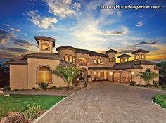 San Antonio, TX – September 10, 2014 - Luxury Home Magazine of San Antonio and the Hill Country features on the front cover of Issue 4.4, a majestic Tuscan gem in The Dominion built by Genesis Custom Homes . This phenomenal custom built home is only a short distance from La Cantera Mall, Fiesta Texas, and The Rim …