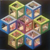 Tumbling Blocks by MamaThadeus on Craftsy