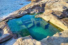 piscina romana _calafuria