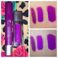 Lip Gloss Gossip: Revlon Lacquer Balm and Matte Balm Review and Swatches