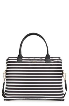 kate spade new york 'daveney' nylon laptop bag (15 Inch) available at #Nordstrom