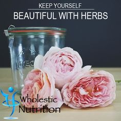 Use these natural herbs to keep yourself looking beautiful: http://Wholesticnutrition.com