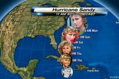 OMG: Hurricane Sandy in memes