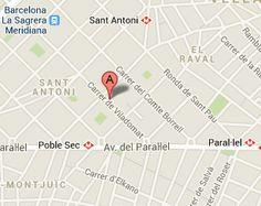 Dónde estamos Map, Pharmacy, Location Map, Maps