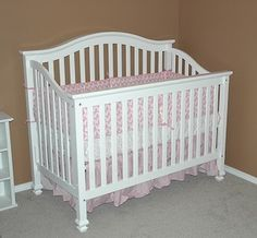 How to Safely Paint a Crib in 6 Simple Steps - Lullaby Paints