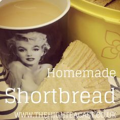 Just like your Mum makes, here is a recipe for super authentic homemade shortbread.