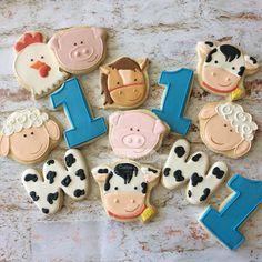 Barn cookies!