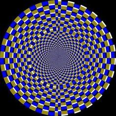 GIFjes blijven zich eindeloos herhalen en daarom kan je er wel minutenlang naar blijven staren. Maar GIFjes met optische illusies maken je simpelweg zo erg in de war, dat je gewoon écht niet kan stoppen met kijken. Met je mond open van verbazing welteverstaan. Hieronder 22 klassieke en nieuwe optische illusies. Meer optische illusies? Bekijk …