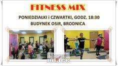 Wakacyjne zajęcia FITNESS MIX w Szkole Tańca House of Dance! Zapraszamy! Fitness, House, Dance, Dancing, Home, Homes, Houses