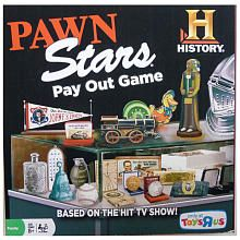 Pawn Stars Board Game