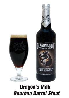Holland brewing company | Dragon's Milk Bourbon Barrel Stout