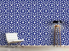 Design #Tapete Abertausend Sterne