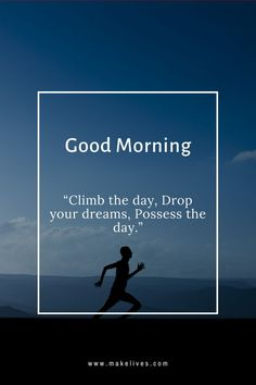 How to make your morning good. Learn the benifits of doing exercise early in the morning. . . . #goodmorning #passion #dream Good Morning Inspirational Quotes, Good Morning Quotes, Morning Morning, Positive Mindset, Positive Quotes, Yoga Quotes, Motivational Quotes, Insprational Quotes, Am Club