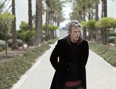 Twelfth Doctor in Smile, Doctor Who Season 10