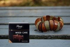 Take care of your wood items with our wood care. Take Care Of Yourself, Cream, Deco, Luxury, Wood, Creme Caramel, Madeira, Woodwind Instrument, Deko