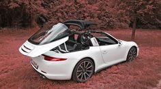 Porsche 991 Carrera Targa Right now, they have extremely comfy, luxurious and rapidly models. Porsche Sports Car, Porsche Models, Porsche Cars, Porsche 911 Targa 4s, Porsche Carrera Gt, Audi, Bmw, Kdf Wagen, Lamborghini